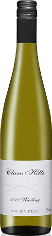Clare Hills Riesling 2012 Riesling