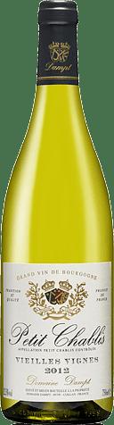 Domaine Dampt Petit Chablis Vv 2012 Chardonnay