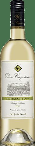 Don Cayetano Sauvignon Blanc 2013 Sauvignon Blanc