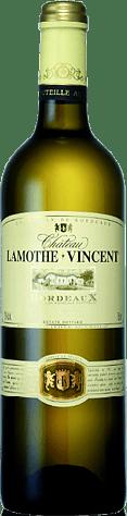 Château Lamothe Vincent Blanc 2012 Sauvignon Blanc