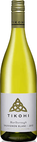Tikohi Sauvignon Blanc 2014 Sauvignon Blanc