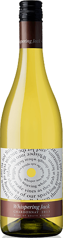Whispering Jack Chardonnay 2013 Chardonnay