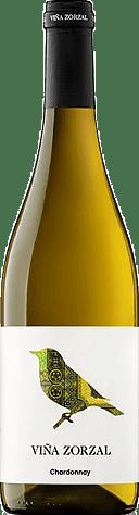 Viña Zorzal Navarra Chardonnay 2017 Chardonnay