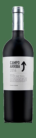 Barahonda Campo Arriba Old Vines 2017 Monastrell 70% Monastrell, 20% Syrah, 10% Garnacha Murcia
