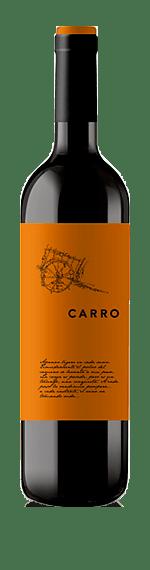 Bodegas Barahonda Carro 2018 Monastrell 50% Monastrell, 50% Merlot, Syrah och Tempranillo Murcia
