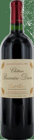 Chateau Branaire Ducru St Julien 4Eme Cru Classe 2010 Blend