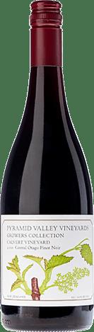 Pyramid Valley Calvert Pinot Noir 2010 Pinot Noir