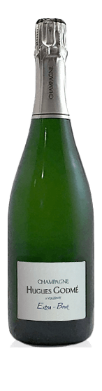 Champagne Hugues Godmé Extra Brut Nv Chardonnay 60% Chardonnay, 30% Pinot Meunier, 10% Pinot Noir Champagne