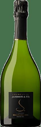 Champagne Janisson Grand Cru Millessime 2006 Chardonnay