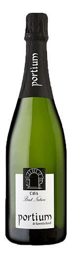 Raventós Rosell Portium Cava Brut NV Macabeo 45% Macabeo, 30% Xarel-lo, 20% Parellada, 5% Chardonnay Katalonien
