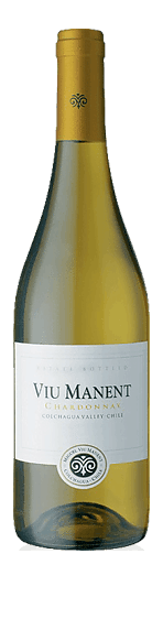 Viu Manent Chardonnay Reserva Collection 2019 Chardonnay 100% Chardonnay Valle Central