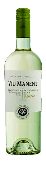 Viu Manent Sauvignon Blanc Reserva 2019 Sauvignon Blanc 100% Sauvignon Blanc Valle Central