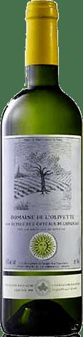 Domaine d'Olivette Blanc 2011 Grenache