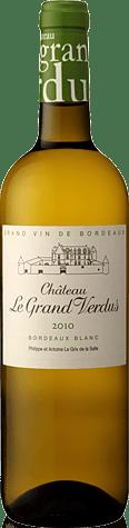 Château le Grand Verdus Bordeaux Blanc 2012 Sauvignon Blanc
