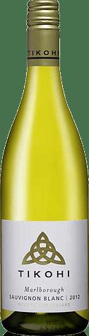 Tikohi Marlborough Sauvignon Blanc 2012 Sauvignon Blanc