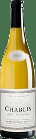 Domaine Daniel Dampt et fils Chablis 2012 Chardonnay