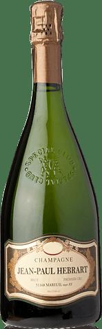 Champagne Jean-Paul Hebrart Special Club 1Er Cru 2009 Pinot Noir