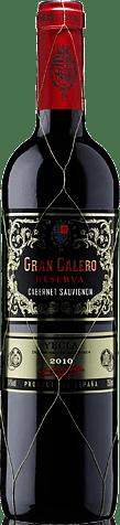 Gran Calero Reserva Cabernet Sauvignon 2010 Cabernet Sauvignon