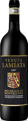 Tenuta Lamiata Brunello di Montalcino 2008 Sangiovese