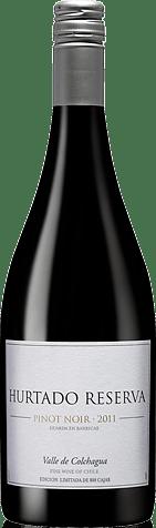 Hurtado Reserva Pinot Noir 2011 Pinot Noir