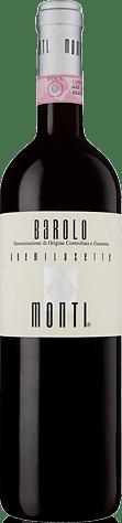 Paolo Monti Barolo 2007 Nebbiolo