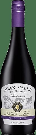 Gran Valle de Niebla Pinot Noir 2011 Pinot Noir