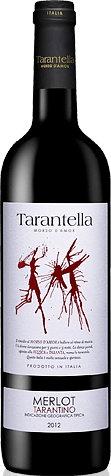 Tarantella Merlot 2012 Merlot