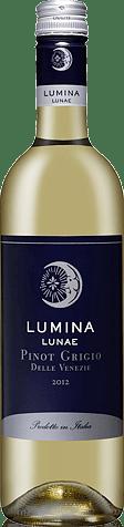 Lumina Lunae Pinot Grigio Igt 2012 Pinot Grigio
