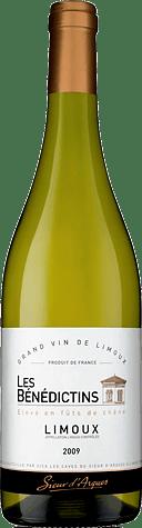 Les Benedictins 2009 Chardonnay