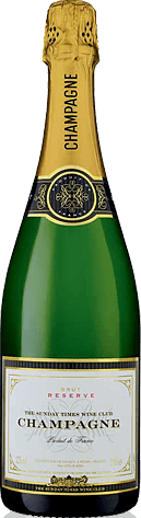 Bruno Paillard Wine Club Brut Reserve NV Pinot Noir