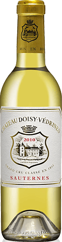 Ch Doisy-Vedrines Sauternes Aoc 2010 Sémillon