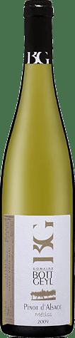 Domaine Bott Geyl Pinot d'Alsace 2009 Pinot Blanc