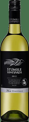 Stumble Vineyards White Pinotage 2012 Pinotage