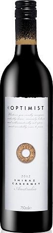 The Optimist Shiraz Cabernet 2012 Shiraz-Syrah