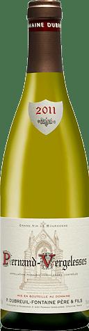 Domaine Dubreuil-Fontaine Pernand Vergelesses Villages Blanc 2011 Chardonnay