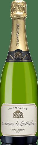 Comtesse de Bellefleur Grande Réserve NV Pinot Noir