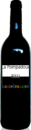 Castelmaure Pompadour 2011 Carignan