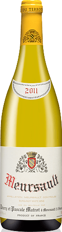 Domaine Matrot Meursault 2011 Chardonnay