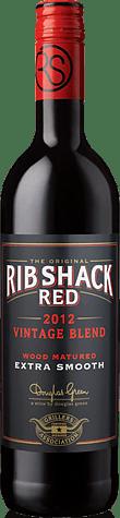 Rib Shack Red 2012 Shiraz-Syrah