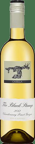 Black Stump Chardonnay Pinot Grigio 2012 Chardonnay