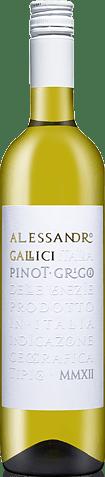 Alessandro Gallici Pinot Grigio 2012 Pinot Grigio