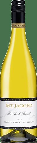 Mt Jagged Bullock Road Chardonnay Semillon Riesling 2011 Chardonnay