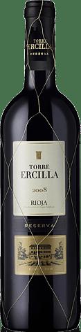 Torre Ercilla Rioja Reserva 2008 Tempranillo