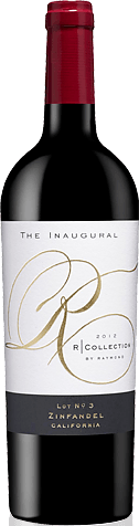 Raymond R Collection The Inaugural Zinfandel 2012 Zinfandel