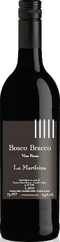 Bosco Bracco La Martleina 2010 Barbera