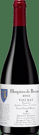 General Muteau Hospice de Beaune Volnay 1er Cru 2011 Pinot Noir