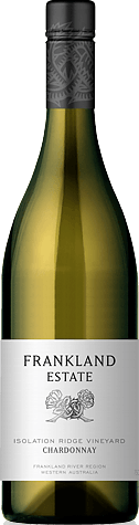 Isolation Ridge Chardonnay 2012 Chardonnay