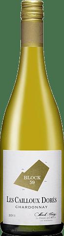 Les Cailloux Dorés 2011 Chardonnay
