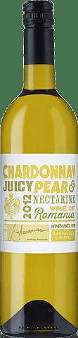 The House Chardonnay 2012 Chardonnay