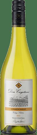 Don Cayetano Chardonnay 2013 Chardonnay